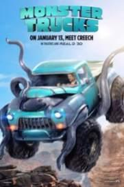 Monster Trucks Kd 2017