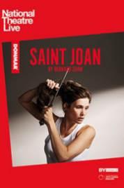Nt Live: Saint Joan 2017