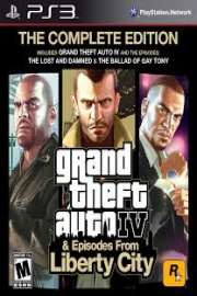 Grand Theft Auto IV: The Complete